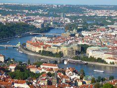Praga Landscape #Praga #viaggi #journey / seguici su www.cocoontravel.uk