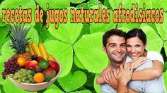 recetas de jugos naturales afrodisiacos = ideas para sorprender a tu pareja
