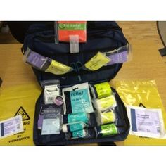 First Aid Supplies - School First Aid Kits - Workplace First Aid Kits - Burns First Aid Kits - Sports First Aid Kits