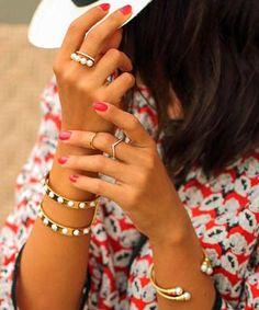 8 nuevas maneras de llevar perlas.   Cuidar de tu belleza es facilisimo.com