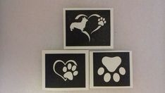 Dazzle Glitter Tattoos 12 x Paw Themed Stencils Mixed Designs) for Etching on Glass Present Hobby Gift Crufts Dog Heart Corgi Dog Stencil, Word Stencils, Heart Stencil, Glitter Tattoo Set, Craft Presents, Corgi Gifts, Whippet Dog, Glass Etching, Vinyl Designs