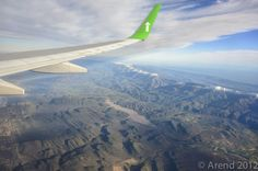 Flying 101 - this side up Airplane View, Landscapes, Paisajes, Scenery