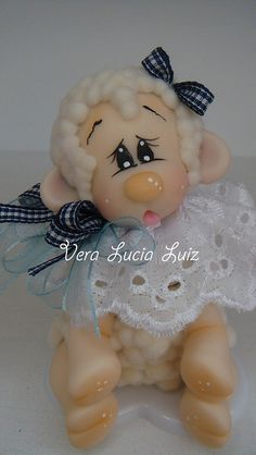 POTE OVELHINHA  by BRILHABISCUIT-VeraLuciaLuiz, via Flickr