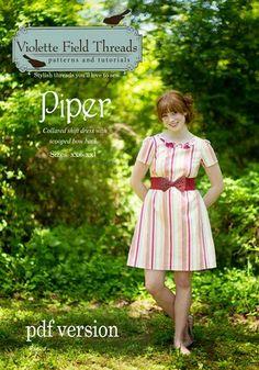 * Violette Field Threads Piper- Pattern Revolution Women's BundleUP