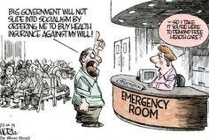 Emergency Room Health Care