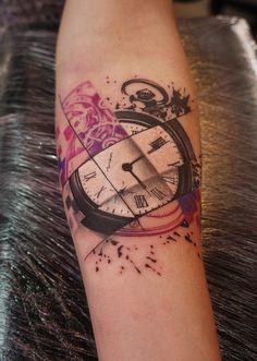 clock by Amap0la on DeviantArt