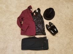 Styling a maroon blazer. #instafashion #fashionblogger #fashionista #stylish #instastyle #lookbook #OOTD #personalstyle #currentlywearing #fblogger #whatiwore #realoutfitgram #lotd #momstyle #fashiondiaries #outfitgoals  #fashion #style  #outfitoftheday  #swag  #styles #outfit #glam #blogger