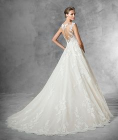 The hottest styles and best selections are found at Normans Bridal and www.normansbridal.com.