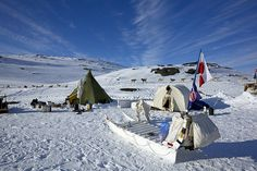 Camp by Petur Bjarni, via Flickr