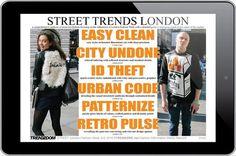 TRENDZOOM: STREET Londres Fashion Week Primavera/Verão 16 - Tendências (#581600)