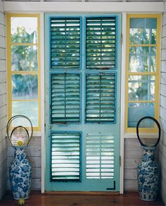 I have a fascination with shutters.