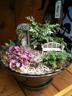 fairy garden #