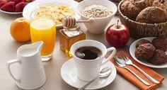 Benefícios do café da manhã
