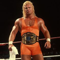 """wwe Happy birthday to a man who was nothing short of perfection, """"Mr. Perfect"""" Curt Hennig.  2018/03/29 03:00:18"""