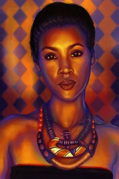 How to Paint a Bold, Glowing, Colorful Portrait in Adobe Photoshop