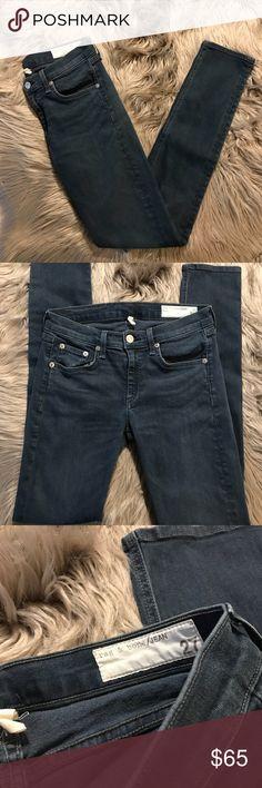 Rag & Bone skinny jeans size 27 Comfy Rag & Bone skinny jeans, size 27. rag & bone Jeans Skinny