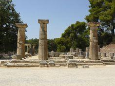 Héra templomaOlümpia