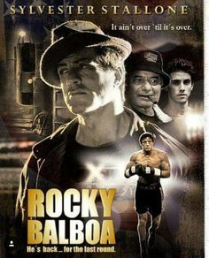 Rocky Series, Rocky Film, Rocky Balboa, Iconic Movies, Great Movies, Silvestre Stallone, Rocky Stallone, Stallone Movies, Hollywood Poster