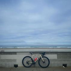 # Track Cycling, Road Bike, Bicycle, Beach, Water, Outdoor, Gripe Water, Outdoors, Bike