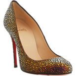 More Christian Louboutin - ridiculously expensive, but so lovely. #ChristianLouboutin #shoes
