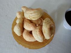 Cheese biscuits made with potatoes