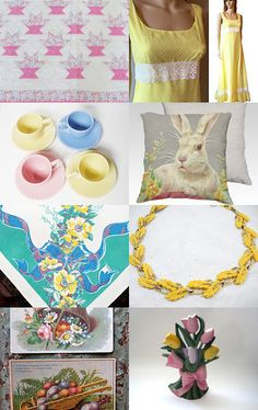 I Love Spring! And my Mom! by Kyla on Etsy--Pinned with #epsteam #ssps TreasuryPin.com