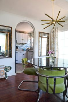 Our Favorite Dining Rooms — Best of 2014 | Apartment Therapy