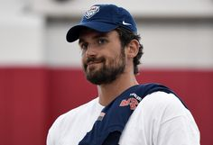 """Kevin Love says re-signing with Cleveland was """"a pretty easy choice"""" - ProBasketballTalk Kevin Love Cavs, Cleveland Cavs, Wnba, Kyrie Irving, Team Player, King James, Lebron James, Im In Love, Cavalier"""