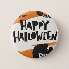 #Halloween Party Print - Bats and Cemetery RIP Button - #Halloween #happyhalloween #festival #party #holiday