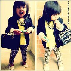 .@Xiaodan Lin Shen | By @iamlizsydney_04 #postmyfashionkid....kids fashion