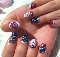 Truly astounding level of skill from nail art express!