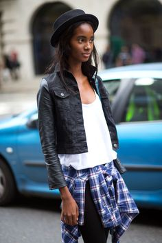 London Calling: Street Style Spring 2015