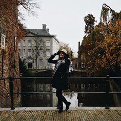 Amersfoort // Korte gracht // Davina Alexandra - @bydavina // 16.11.2014