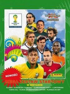 FIFA 2014 - World Cup Brasil Adrenalin XL - Mega zestaw startowy #WorldCup