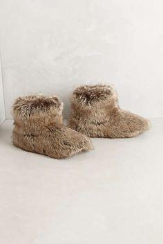 Anthropologie - Lynx Slippers