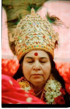 Jai Shree Mataji Sahaja Yoga Meditation, Shri Mataji, Divine Mother, Pictures, God, Mother Earth, Spirituality, Photos, Dios