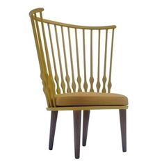 Mfr: Andreu World / Style: Nub BU1440 lounge chair / Approx Price: $3,000
