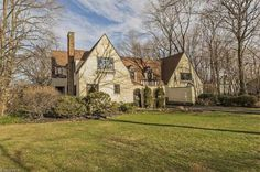 Remarkable 1923 Stucco Tudor w/Authentic Porte Cochere Designed By Architect Rudolph Stanley-Brown, President Garfield's Son-in-law. Nestled On A Private 100x217 Lot, This Story-Book Tudor Is Picture Perfect & Ready To Restore To Its Original Luster. The Interior Abounds With Architectural Details That Give This 4100sqft Home A Cozy Feel: Stucco & Plaster Moldings, Natural Millwork, Beamed/Wood Ceilings, 3 Fireplaces, & Wide Cut Oak Hardwood Floors. Fabulous Step Down Living Room Large…