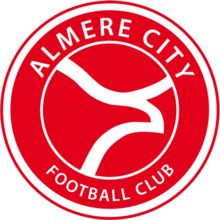 2001, Almere City FC (Almere, Netherlands) #AlmereCityFC #Almere #Netherlands (L8354)