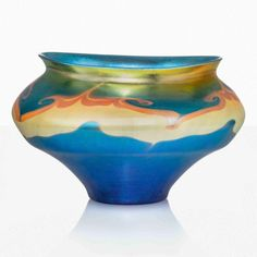 Decorated Bowl | Important Design: from Noguchi to Lalanne | Sotheby's Tiffany Glass, Auction, Exhibitions, Events, Search, Design, Decor, Decoration, Searching