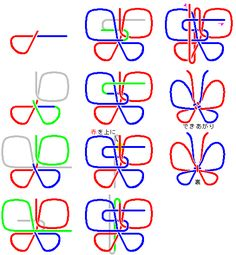 Butterfly knot