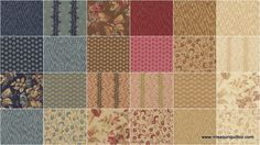Sticks & Stones Prints Layer Cake - Laundry Basket Quilts - Moda Fabrics — Missouri Star Quilt Co.