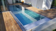 www.schwimmbeckenservice.at Outdoor Decor, Home Decor, Swiming Pool, Swim, Stainless Steel, Homemade Home Decor, Decoration Home, Interior Decorating