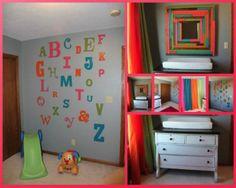 The ABCs of nursery decor: Fun with alphabet themes | #BabyCenterBlog #ProjectNursery