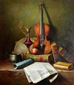 Oil Paintings in Classical Realism: Welcome to Classical Art Gallery of Still Life! Description from ppaintinga.com. I searched for this on bing.com/images