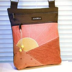 Pouches and bags handmade by Aanmaa, Finland | Aanmaa laukku