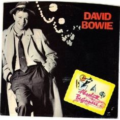 DAVID BOWIE--Absolute Beginners/45rpm record + picture sleeve Original recording