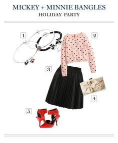 Lookbook: The Perfect Holiday Party Outfit