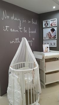 Sweet dreams with Stokke! Stokke Sleepi Crib and Care Changing Table at The Baby Show London 2014