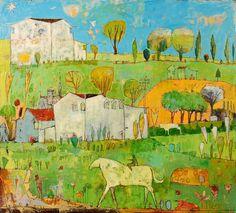 Jane Filer - 'Carolina Landscape'